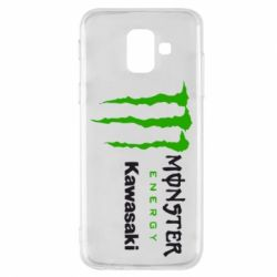 Чохол для Samsung A6 2018 Monster Energy Kawasaki
