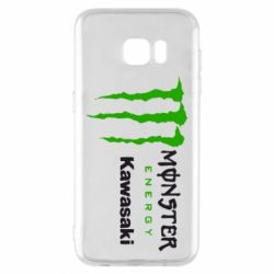 Чохол для Samsung S7 EDGE Monster Energy Kawasaki