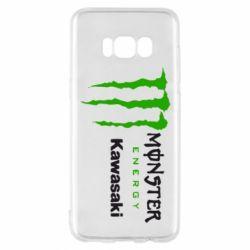 Чохол для Samsung S8 Monster Energy Kawasaki