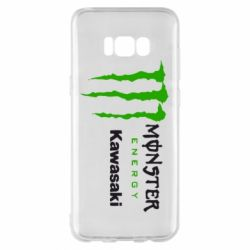 Чохол для Samsung S8+ Monster Energy Kawasaki