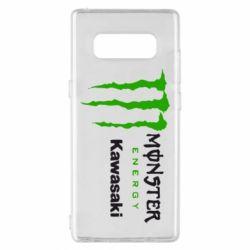 Чохол для Samsung Note 8 Monster Energy Kawasaki