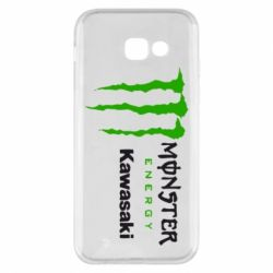 Чохол для Samsung A5 2017 Monster Energy Kawasaki