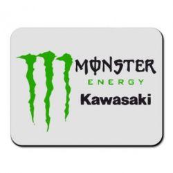 Купить Коврик для мыши Monster Energy Kawasaki, FatLine