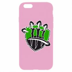 Чехол для iPhone 6/6S Monster Energy Когти - FatLine