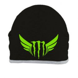 Шапка Monster Energy Крылья - FatLine