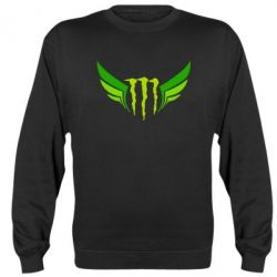 Реглан Monster Energy Крылья