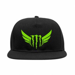 Снепбек Monster Energy Крылья