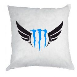Подушка Monster Energy Крылья