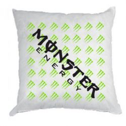 Подушка Monster Energy line