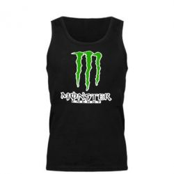 Мужская майка Monster Energy Logo - FatLine