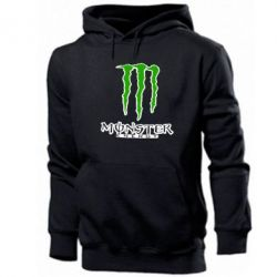 Толстовка Monster Energy Logo