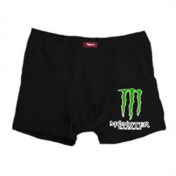 Чоловічі труси Monster Energy Logo