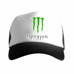 Кепка-тракер Monster Energy Logo - FatLine