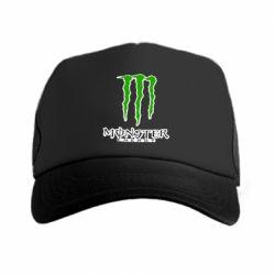 Кепка-тракер Monster Energy Logo - FatLine