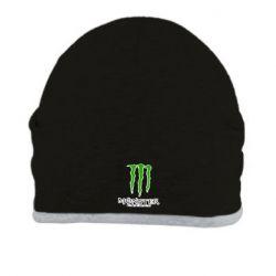 Шапка Monster Energy Logo - FatLine