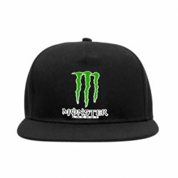 Снепбек Monster Energy Logo - FatLine