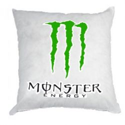 Подушка Monster Energy Logo