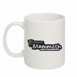 Кружка 320ml Monster Energy Mammoth Motocross - FatLine
