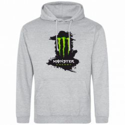 Толстовка Monster Energy Paint