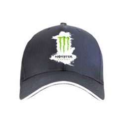 Кепка Monster Energy Paint