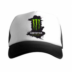 Кепка-тракер Monster Energy Paint