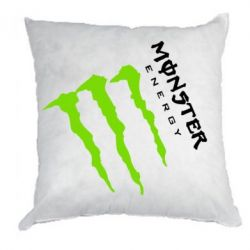 Подушка Monster Energy под наклоном - FatLine