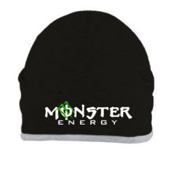 Шапка Monster Energy Small - FatLine