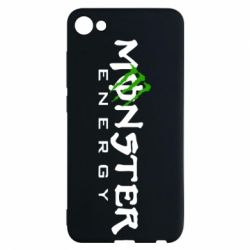 Чехол для Meizu U10 Monster Energy Small - FatLine