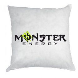 Подушка Monster Energy Small - FatLine