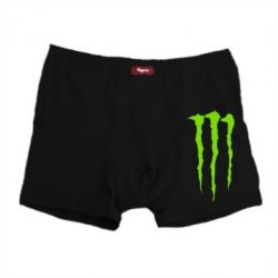 Мужские трусы Monster Energy Stripes 2 - FatLine