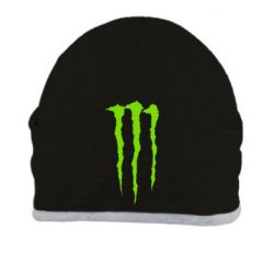 Шапка Monster Energy Stripes 2 - FatLine