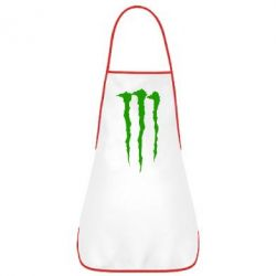 Фартук Monster Energy Stripes 2