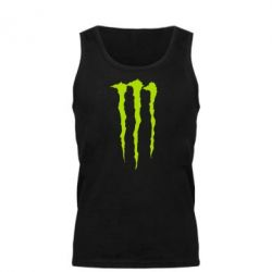 Мужская майка Monster Energy Stripes 2 - FatLine