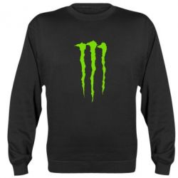 Реглан (свитшот) Monster Energy Stripes 2