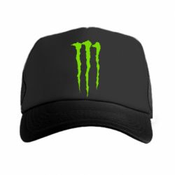 Кепка-тракер Monster Energy Stripes 2