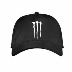 Детская кепка Monster Energy Stripes 2