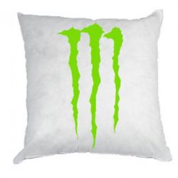 Подушка Monster Energy Stripes 2 - FatLine