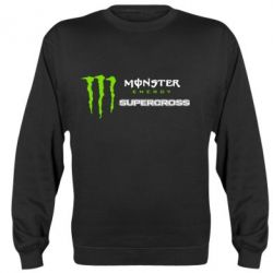 Реглан (свитшот) Monster Energy Supercross - FatLine