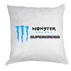 Подушка Monster Energy Supercross