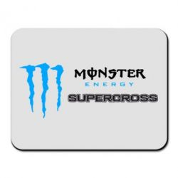 Коврик для мыши Monster Energy Supercross - FatLine
