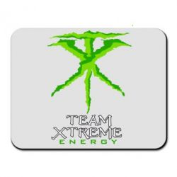 Коврик для мыши Monster Energy Team Xtreme - FatLine