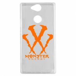 Чехол для Sony Xperia XA2 Monster Energy W - FatLine