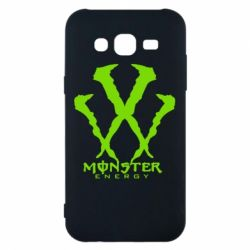 Чехол для Samsung J5 2015 Monster Energy W - FatLine