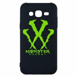 Чехол для Samsung J5 2015 Monster Energy W