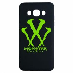 Чехол для Samsung J5 2016 Monster Energy W - FatLine