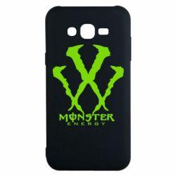 Чехол для Samsung J7 2015 Monster Energy W