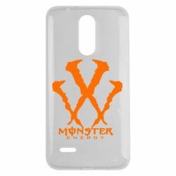 Чехол для LG K7 2017 Monster Energy W - FatLine