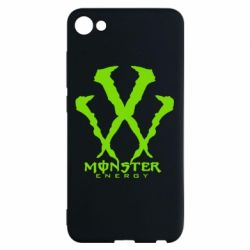 Чехол для Meizu U10 Monster Energy W - FatLine
