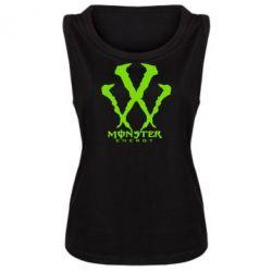 Женская майка Monster Energy W - FatLine