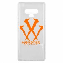 Чехол для Samsung Note 9 Monster Energy W